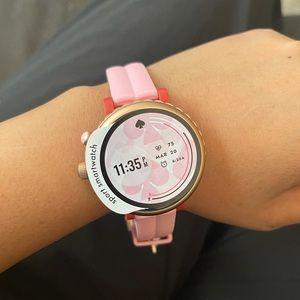 New Kate spade smart watch 💕